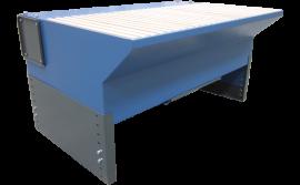 Excl. ventilator - UF Udsugningsbord 10 størrelser