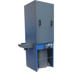 FRS/Man Roto-rens Filteranlæg 10 til 40 m2 filterareal