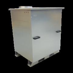VL-C Lyddæmpningskabinet til VL-C transportventilator