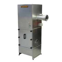 Dustbox CFU-1000 - Filterenhed - Geovent
