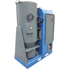 HFU-F m/frekvensomformer højvakuum unit fra 6,3 - 22 kw
