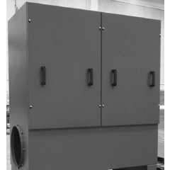 KF 2 Kabinet for 2 stk. kompaktfiltre