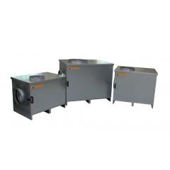 Lydboks2 /størrelse 146-630 for Geovent ventilator