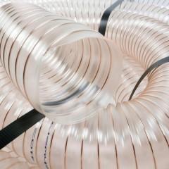 10 M / ø32-ø400 Transparant Ventilationsslange