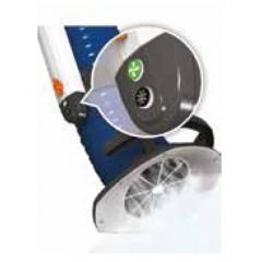 LED-LYS OG AFBRYDER til PR sugearme