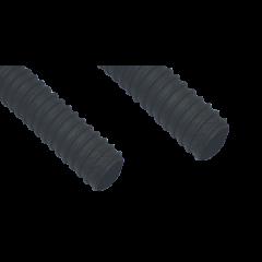 Ø76-Ø152mm Delvis overkørbar udstødningsslange