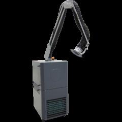 SFPM mobil filteranlæg m/manuel trykluftrenset patronfilter.
