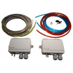 VAV kanaltrykautomatik