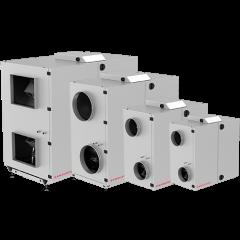 VEX100CF Kompaktaggregat m/modstrømsveksler